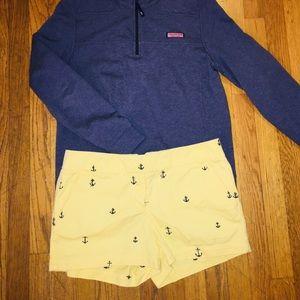 Jcrew anchor chino shorts